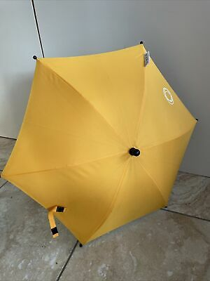 £23.95 • Buy Bugaboo Parasol In Yellow With Bee Donkey Buffalo Attachment Free P&P