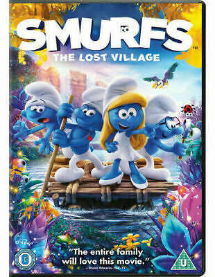 £2.99 • Buy The Smurfs The Lost Village DVD New & Sealed B1