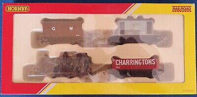 £19.99 • Buy Hornby GWR Freight Pack (R2670) Boxed - Immaculate