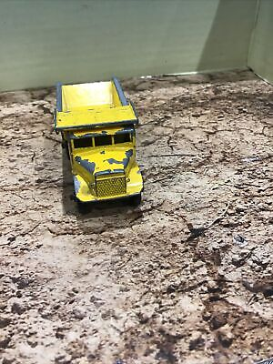 £3.99 • Buy 1950's Matchbox 1-75 Series Euclid Quarry Truck No.6 For Spares Or Repair