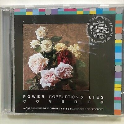 £4 • Buy Mojo CD (Feb 2012): Power, Corruption & Lies Covered. 1983's New Order's Masterp