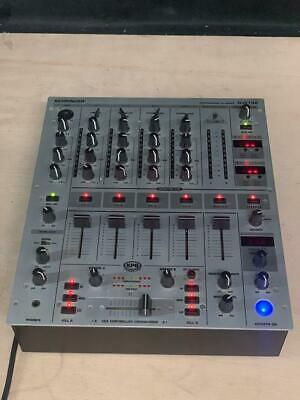 £39.99 • Buy Behringer Djx700 4 Channel Dj Mixer With Digital Effects   Buy With Confidence!