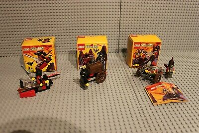 £10 • Buy LEGO Castle 6004 / 2848 / 6028 Fright Knights 100% Complete With Boxes