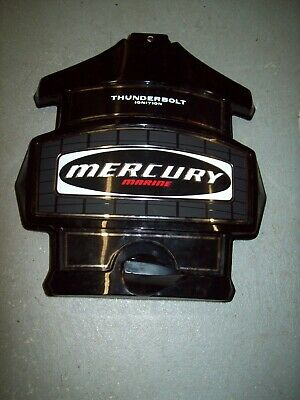 AU68.66 • Buy Vintage Mercury Outboard Motor Front Cowl Face Plate New Old Stock