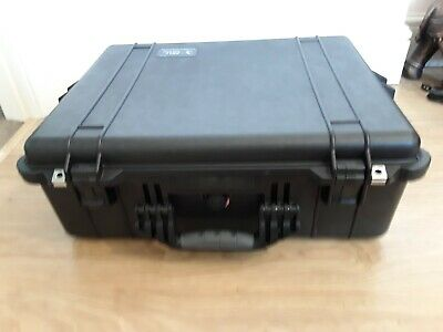 £40 • Buy Pelican 1600 Carry-On Case With Foam (Black), Very Nice Clean Condition.
