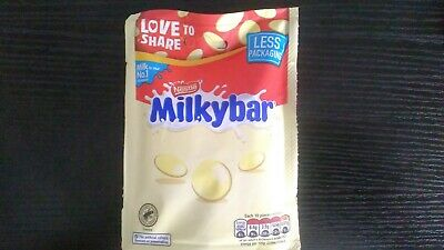 £2.19 • Buy Milky Bar White Buttons