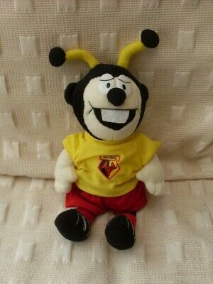 £1.99 • Buy WATFORDS HARRY THE HORNET SOFT TOY MASCOT   10 Ins