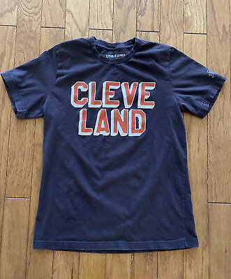 AU20.69 • Buy CLEVELAND CLOTHING CO CLEVELAND SPELL OUT BROWN ORANGE (browns Colors) T-SHIRT M