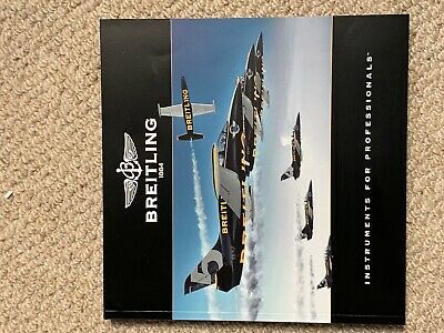 £4.99 • Buy Breitling Watch Catalogue From 2012
