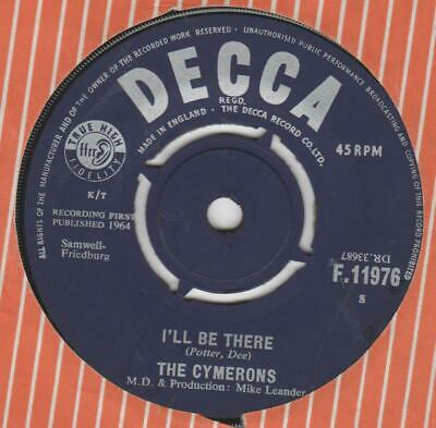 £5 • Buy Cymerons Making Love To Another Decca F.11976 EX