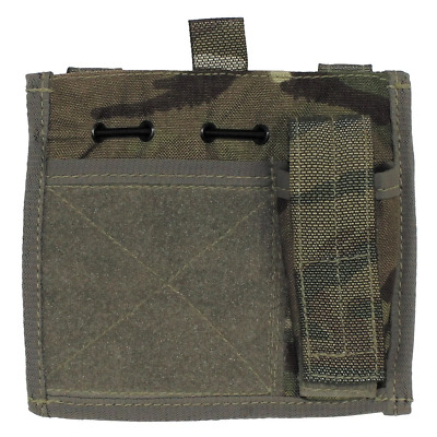 £15.99 • Buy British Army Surplus Osprey Commanders Admin Panel MTP MOLLE Fixing Used Graded