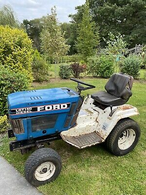 £1550 • Buy Ford Compact Tractor LGT14D 3 Cylinder Diesel