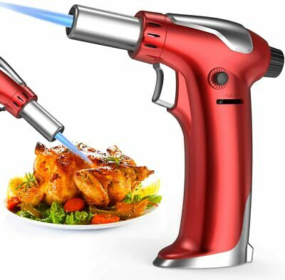 £16.07 • Buy Bearbro Blow Torch, Professional Kitchen Cooking Torch With Safety Lock, And For