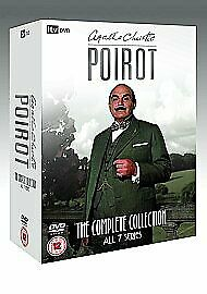£35.75 • Buy Poirot - Complete Collection (Box Set) (DVD, 2009)