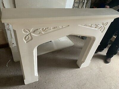 £45 • Buy Fire Surround/mantel In Plaster