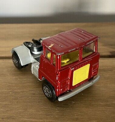 £5 • Buy Matchbox Scammell Tractor 1973 Made In England Lorry