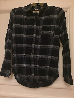 £10 • Buy Hollister XS Shirt Ladies Checked
