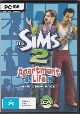 £18.96 • Buy PC DVD-Rom Game - The Sims - 2 Apartment Life