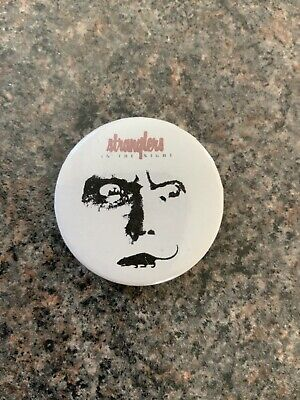 £2.20 • Buy Stranglers In The Night 32mm Button Badge