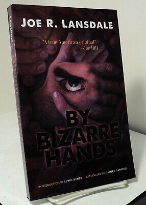 AU24.23 • Buy By Bizarre Hands By Joe Lansdale - Dover - 2016