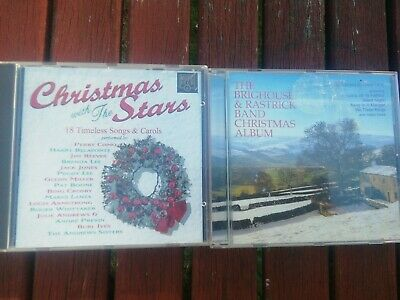 £2.99 • Buy 2 CDs Christmas With The Stars & Brighouse & Rastrick  Band Christmas Crooners