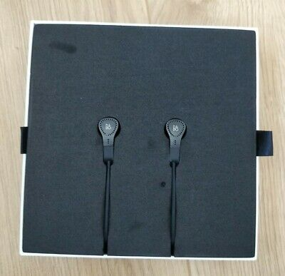 £64.99 • Buy Bang & Olufsen Play E4 Active Noise Cancelling Earphones, Black B&O In Ear New