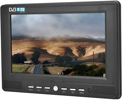 £191.13 • Buy Digital TV, Portable 7 Inch 1080P HD Screen Freeview LED TV, Compliant With USB