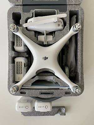 AU1250 • Buy DJI Phantom 4, Excellent Condition, Complete As Sold By DJI Plus Extra Batteries