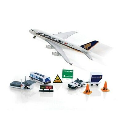AU66 • Buy Singapore Airlines Airport Playset