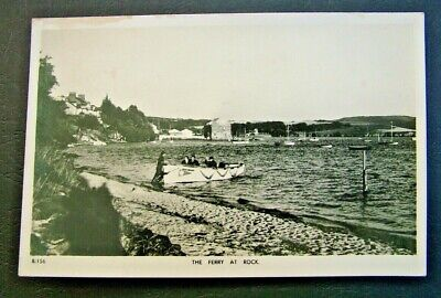 £2.35 • Buy The Ferry At Rock (Overland Views, Uxbridge) - Age?