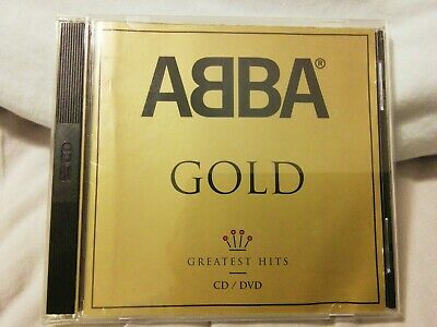 £2.99 • Buy ABBA Gold CD DVD Greatest Hits Rare Limited Edition 70s 80s