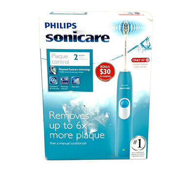 AU51.62 • Buy Philips Sonicare 2 Series Plaque Control Toothbrush HX6211/04 (Brand New)