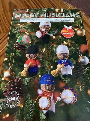 £2.70 • Buy MERRY MUSICIANS - Christmas Tree Decorations