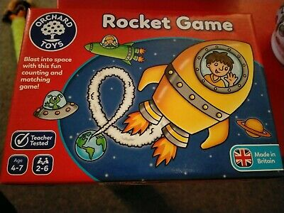 £1.30 • Buy Orchard Toys   Rocket Game