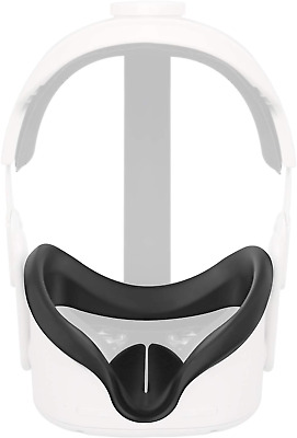 AU39.66 • Buy Esimen VR Silicone Mask Pad & Face Cover For Oculus Quest 2 Face Cushion