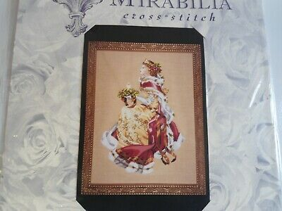 £10 • Buy Mirabilia MD78 'Royal Holiday (Christmas Queen)' Chart. New And Sealed.