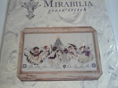 £18 • Buy Mirabilia MD28 'Crystal Christmas' Chart. New And Sealed. OOP