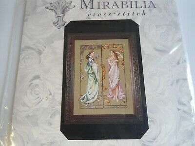 £18 • Buy Mirabilia MD70 'Maidens Of The Seasons I' Chart. New And Sealed. OOP