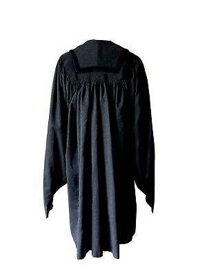 £40 • Buy Vintage Academic Gown, Previously Owned By Dame Fanny Waternan DBE