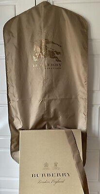 £25 • Buy Burberry Garment/suit/coat Carrier And Large Box