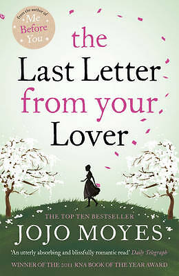 AU20 • Buy The Last Letter From Your Lover By Jojo Moyes Paperback