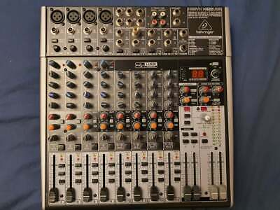 £51 • Buy Behringer X1622USB Xenyx 16 Input  Mixer With Effects Engine