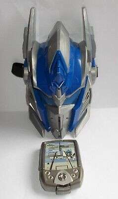 £10 • Buy Transformers Optimus Prime Blue Mask & Communicator Phone With Sounds