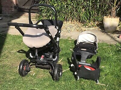 View Details Off Road Push Chair And ISO Fix • 150£