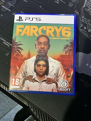 AU67.78 • Buy Farcry 6 PS5 Game