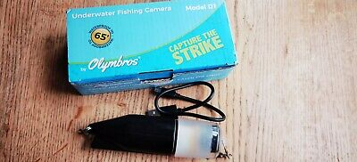 £25 • Buy Underwater Fishing Video Camera Works With Zziplex Rods