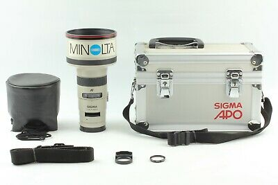 AU931.90 • Buy Rare【Excellent+5】 Sigma APO AF 300mm F/2.8 Minolta Sony A Mount From JAPAN #1196