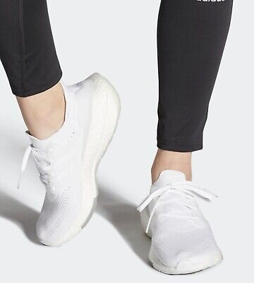 AU160.28 • Buy Adidas Women's Ultraboost 21 Running Shoes White Ultra Boost FREE SHIP - FY0403
