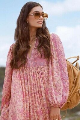 AU260 • Buy Spell And The Gypsy Dress Size L As New, Worn Once