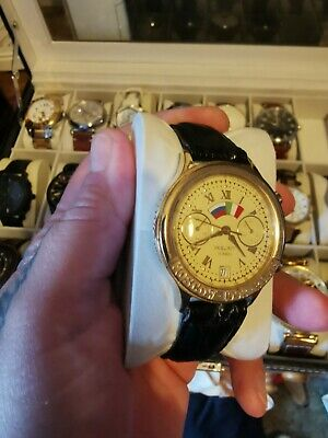 £125 • Buy Poljot Russia Italy Limited Edition Watch